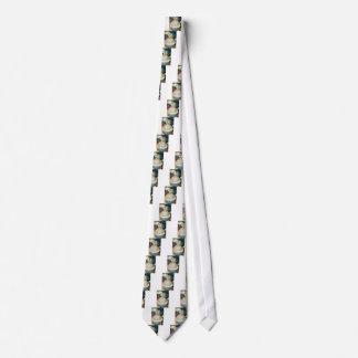 Sacred Tibetan Ornament Tie