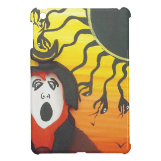 Sacrifice to the Solar Snake God iPad Mini Case