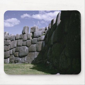 Sacsahuman Incan Fortress Mouse Pad