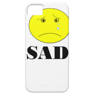 SAD! CASE FOR THE iPhone 5