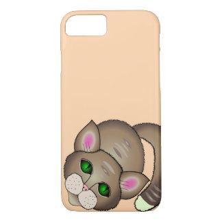Sad cat iPhone 8/7 case