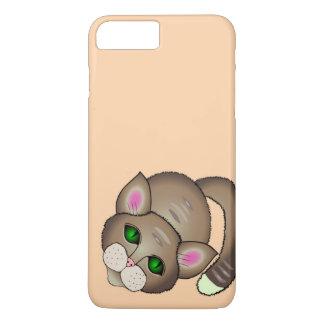 Sad cat iPhone 8 plus/7 plus case