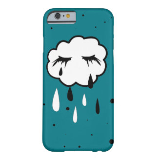 Sad Cloud Barely There iPhone 6 Case
