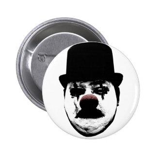 Sad Clown Button