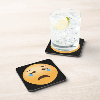 Sad Emoji Coaster