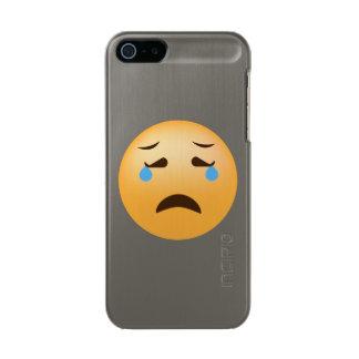 Sad Emoji Incipio Feather® Shine iPhone 5 Case