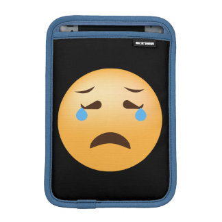 Sad Emoji iPad Mini Sleeve