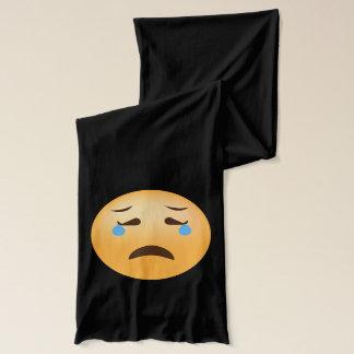 Sad Emojis Scarf