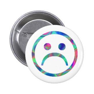 Sad Face Button