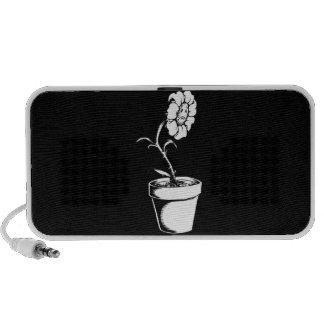 Sad Flower Mini Speakers