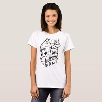 SAD HOUSE V by JUSTIN AERNI T-Shirt