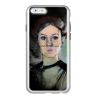 Sad Lady Incipio Feather® Shine iPhone 6 Case