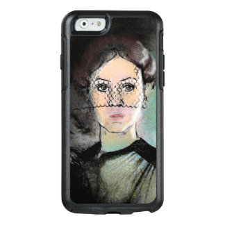 Sad Lady OtterBox iPhone 6/6s Case