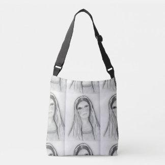 Sad Mary Crossbody Bag