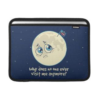 Sad Moon Sleeve For MacBook Air