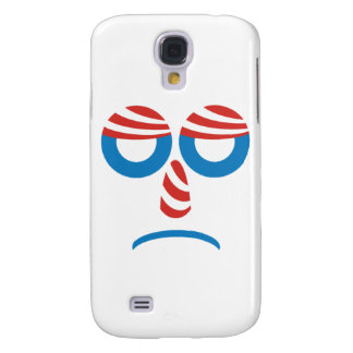 Sad Obama Face Galaxy S4 Cases