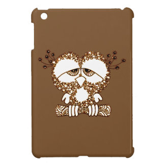 Sad Owl iPad Mini Cases