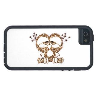 Sad Owl iPhone 5 Cases