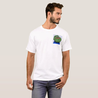 Sad Pepe For Ya Pocket T-Shirt