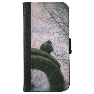 Sad pigeon iPhone 6 wallet case