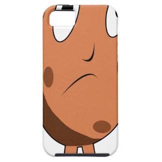 Sad potato tough iPhone 5 case