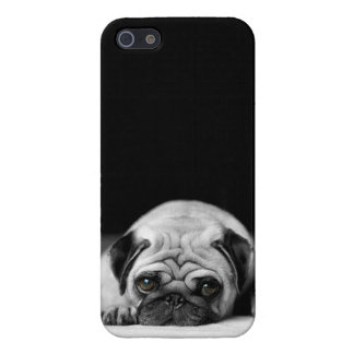 Sad Pug Case For iPhone 5/5S