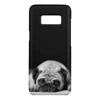 Sad Pug Case-Mate Samsung Galaxy S8 Case