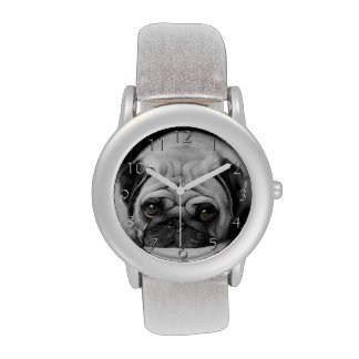 Sad Pug Watches