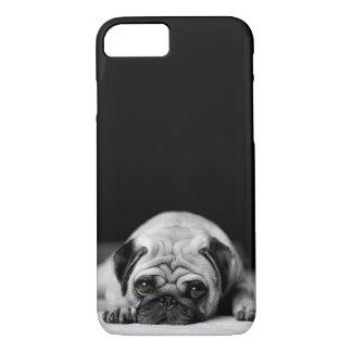 Sad Pug iPhone 7 Case