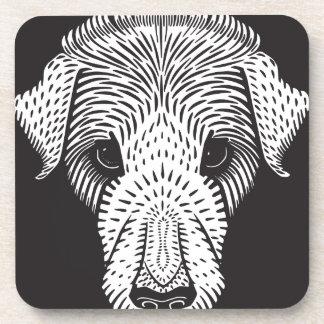 sad puppy coaster