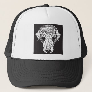 sad puppy trucker hat