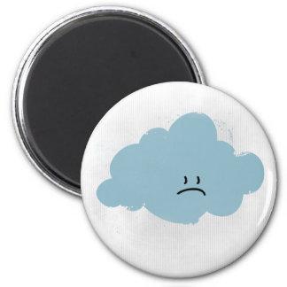 Sad Rain Cloud Magnets