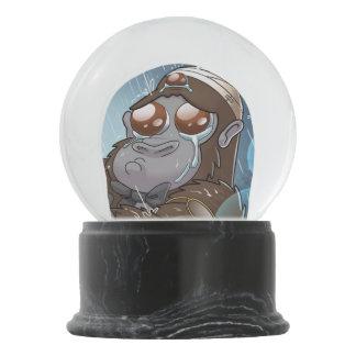 Sad Schmeckle Snow Globe