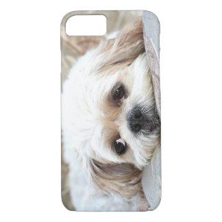 Sad Shih Tzu face iPhone 8/7 Case