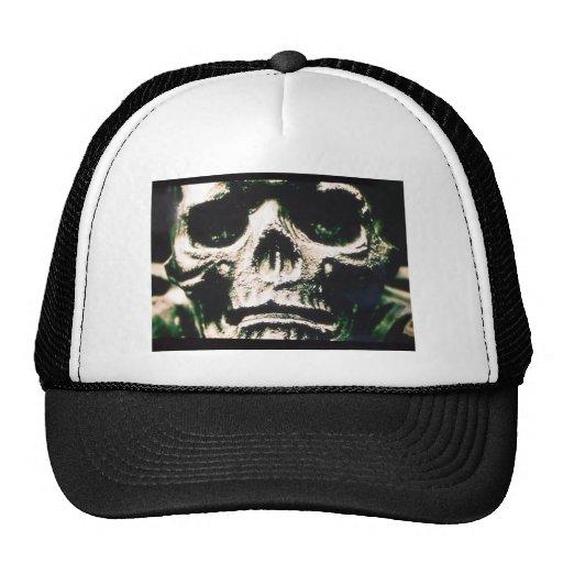 Sad Skull Cap