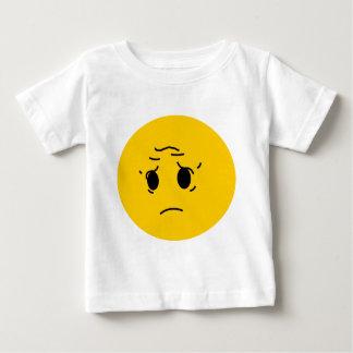 sad smiley shirt