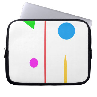 Sad Surfboard Laptop Sleeve