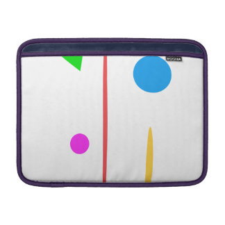 Sad Surfboard MacBook Sleeve