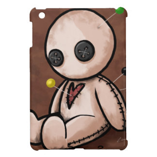 Sad Voodoo Doll iPad Mini Cover