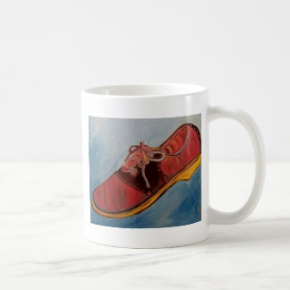 Saddle Shoe Coffee Mug
