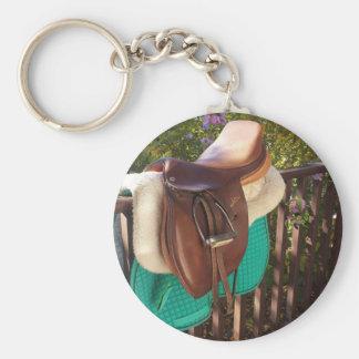 Saddle Up Key Ring