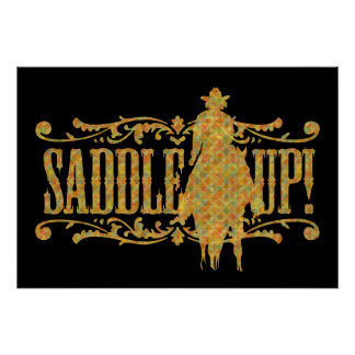 Saddle Up! Poster