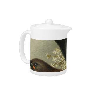 Saddleback Semi-Abstract Teapot