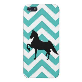 Saddlebred iPhone 5/5S Cases