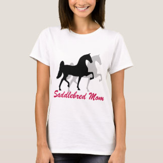 Saddlebred Mom T-Shirt