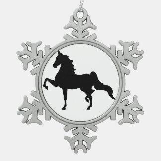 Saddlebred Ornament