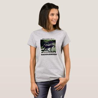 Saddlebred T Shirt