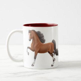 Saddlebred Walking Horse Mug