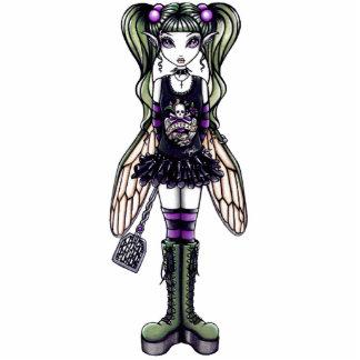 """""""Sadie"""" Gothic Fairy Photo Sculpture"""