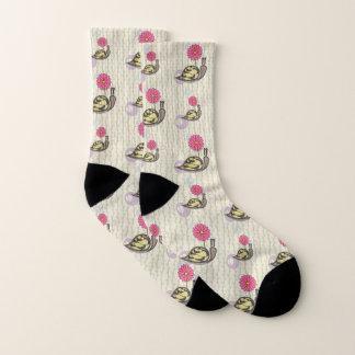 Sadie the Snail Socks